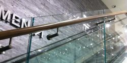 Glass & Metal Balustrade