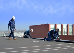 Personnel Working at Height safely