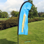 Heightsafe Charity Golf Day Banner