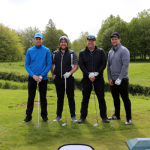 Heightsafe Charity Golf Day Team 2