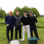 Heightsafe Charity Golf Day Team 4