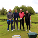 Heightsafe Charity Golf Day Team 5
