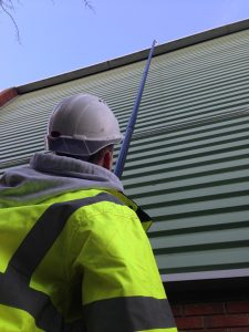 Commercial Gutter Cleaning Heightsafe