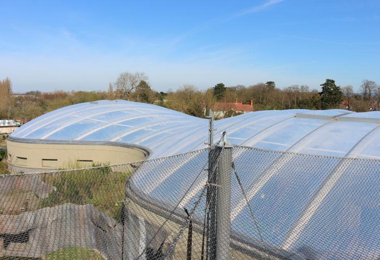 View of Chester Zoo from Heightsafe operative Perspective