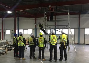 Work at Height Training Courses at Heightsafe