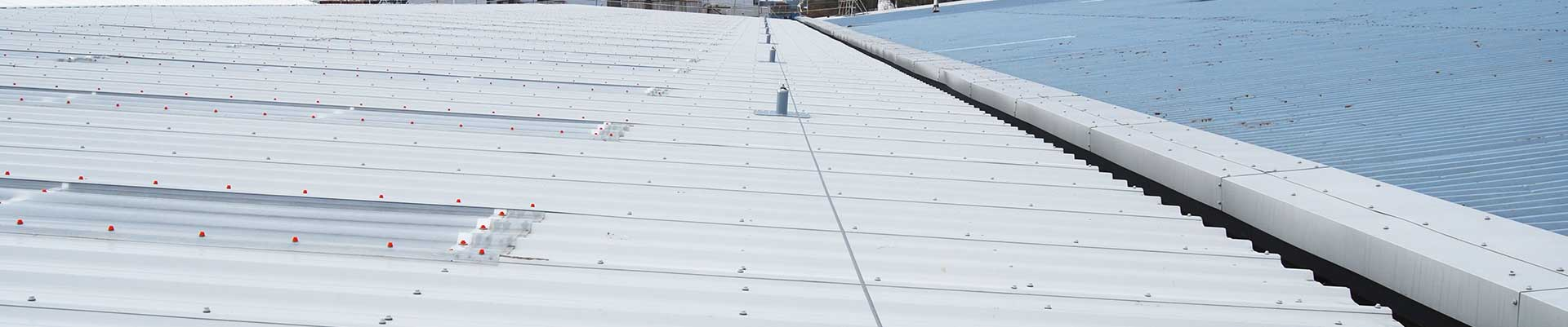Steel Roof Safety Lines