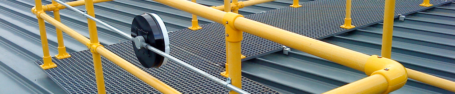 GRP Walkways & Grating Systems