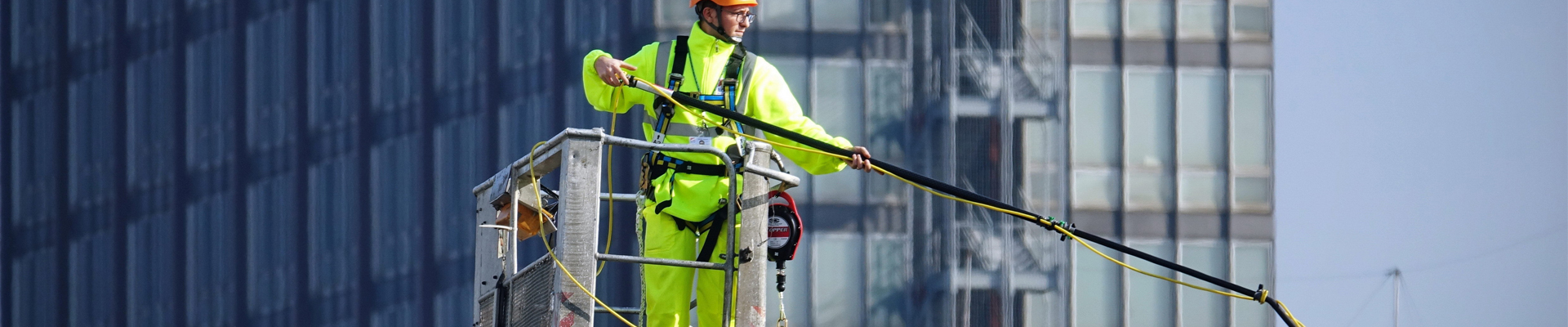Steam Cleaning and High Pressure Washing Services