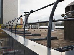 Aluminium Guardrail