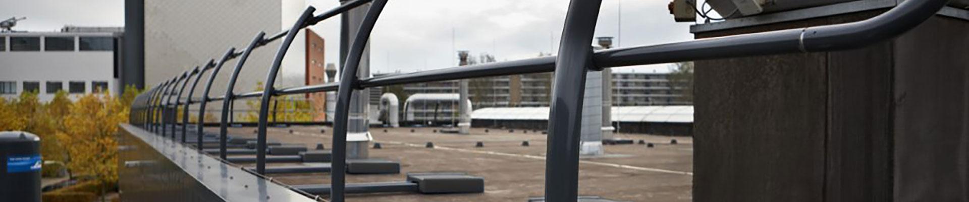 Aluminium Guardrail / Handrail Services