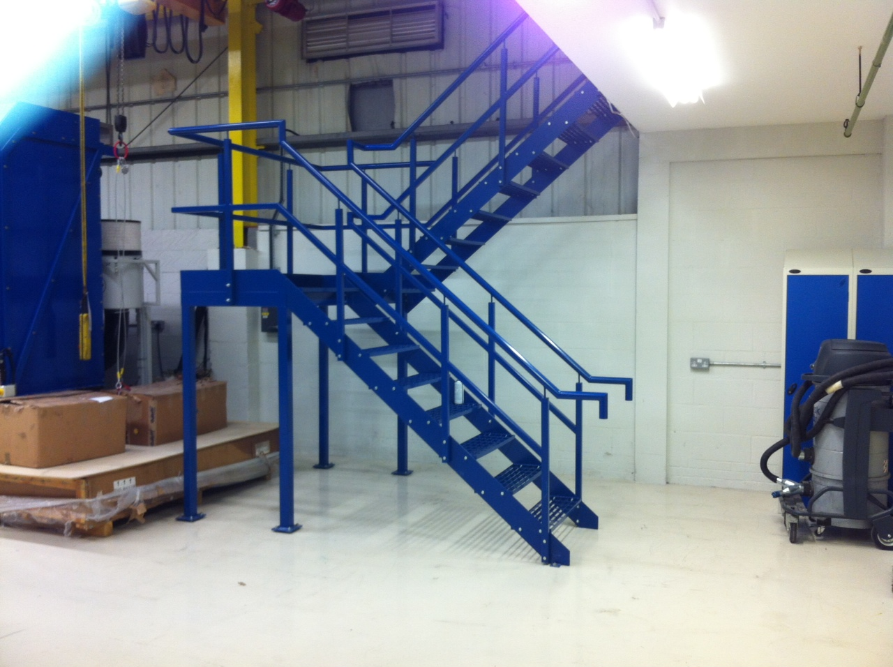 Commercial Fire Escape Stairs Escape Ladders