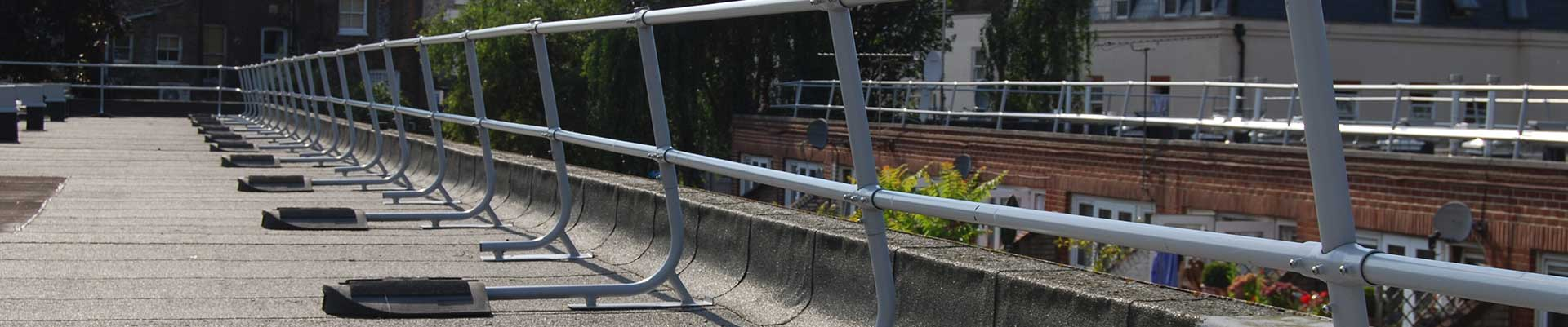 Freestanding Guardrail / Handrail Services