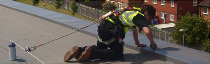 Planned Gutter Roof Maintenance
