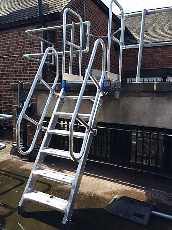 Ships Ladders Amp Step Overs Fixed Access Ladders
